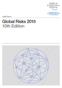 The Global Risk Report 2015